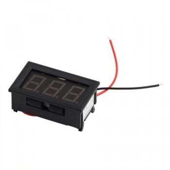 Digital Voltmeter 4.5-30V DC