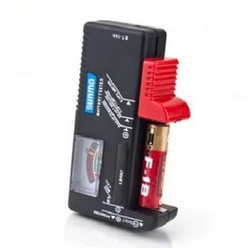 Battery Tester AA/AAA/1.5В C/D/9В