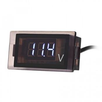 Digital waterproof voltmeter 12-24V DC