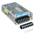 Power supplies in metal