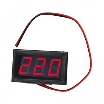AC voltmeter DSN-DVM-568AC (Ver 3)