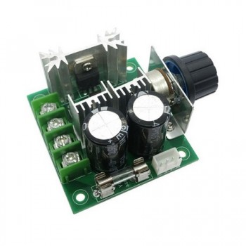 PWM engine speed controller DC 12V-40V 10A