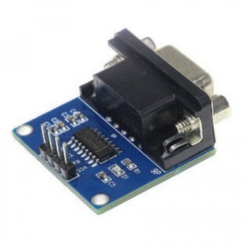 Bidirectional converter RS232-TTL