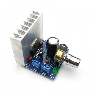 Low frequency amplifier TDA7377
