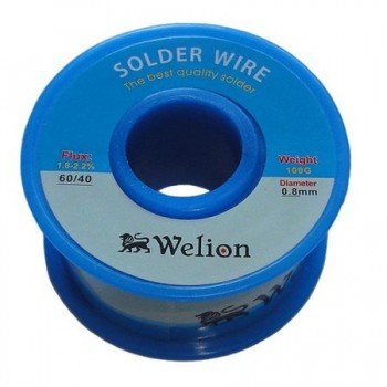 Solder wire Welion 100g