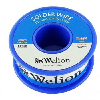Solder wire Welion 50g