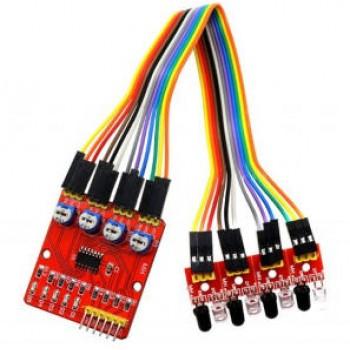 4-channel IR sensor XD-201