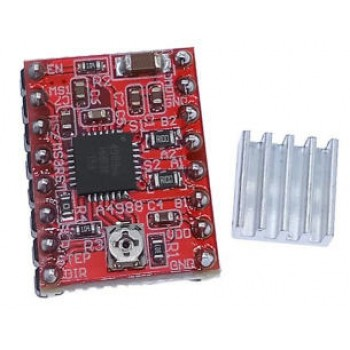 Driver module for stepper motor A4988